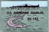 Patch du Squalus